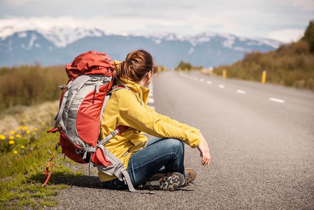 重いザックによる肩の痛みの軽減法 – 山の相談小屋