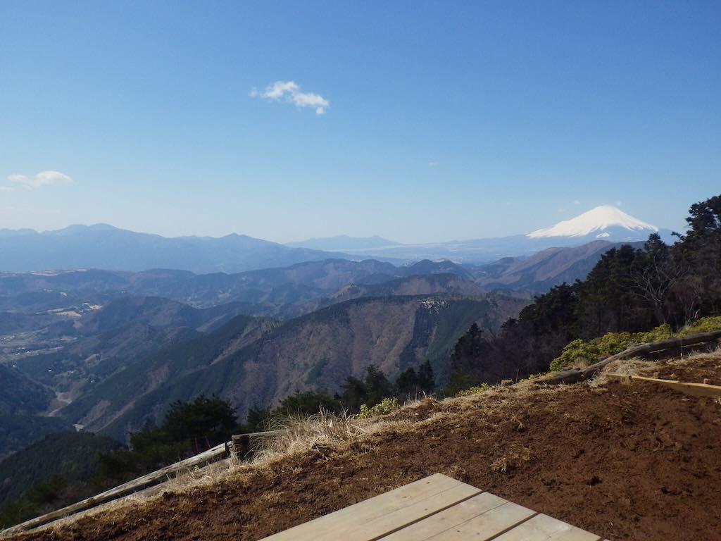 3月末ごろの丹沢山登山計画 – 山の相談小屋