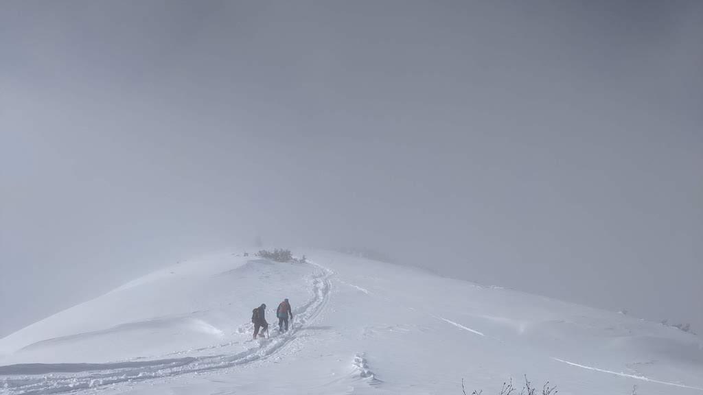 思い出すと背筋がヒヤッとする山行 – 岩崎元郎の山談義