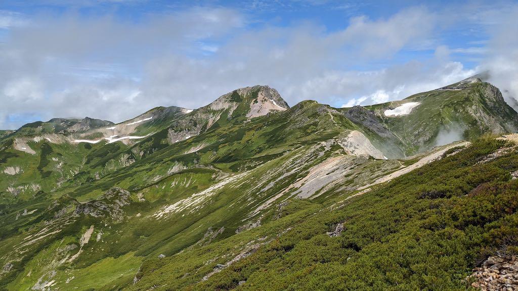 Climb&Run!白馬縦走の絶景と軽量化装備を紹介