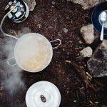 登山での昼食 – 山の相談小屋